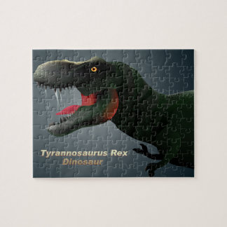 T-Rex Jigsaw Puzzle
