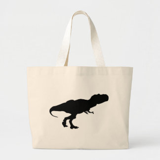 T-rex Large Tote Bag