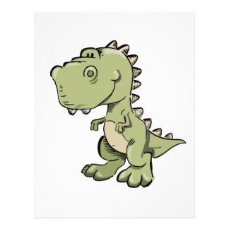 T-Rex Letterhead