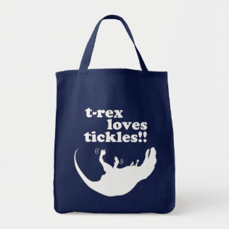 T-Rex Loves Tickles!