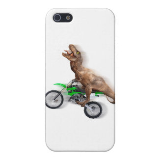 T rex motorcycle - t rex ride - Flying t rex iPhone 5/5S Cover