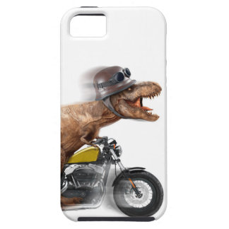 T rex motorcycle-tyrannosaurus-t rex - dinosaur case for the iPhone 5