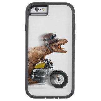 T rex motorcycle-tyrannosaurus-t rex - dinosaur tough xtreme iPhone 6 case