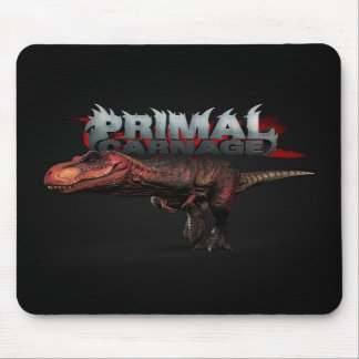 T-Rex Mousepad - Primal Carnage