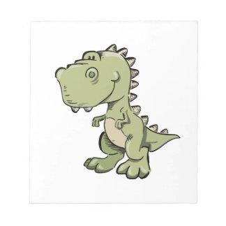 T-Rex Notepad