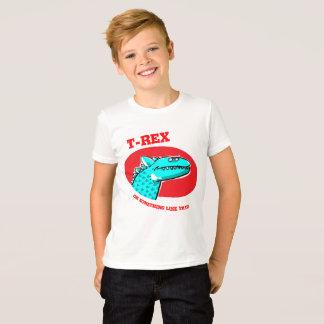 t-rex or something like that funny cartoon T-Shirt
