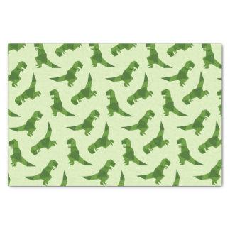 T-Rex origami Tissue Paper
