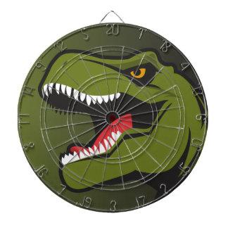 T-Rex Personalized items Dartboard
