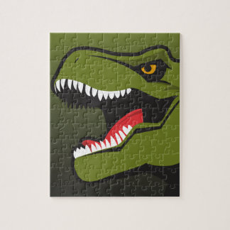 T-Rex Personalized items Jigsaw Puzzle