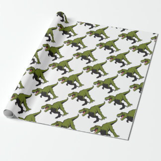 T-Rex Personalized items Wrapping Paper
