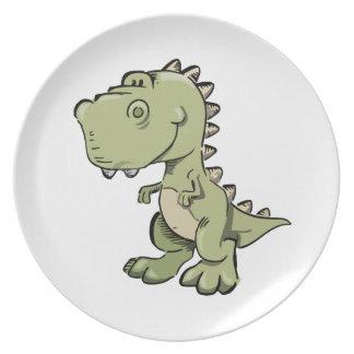 T-Rex Plate