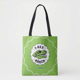 T-Rex Ranch Bag - Tote with Dinosaur