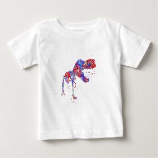 T Rex skeleton Baby T-Shirt