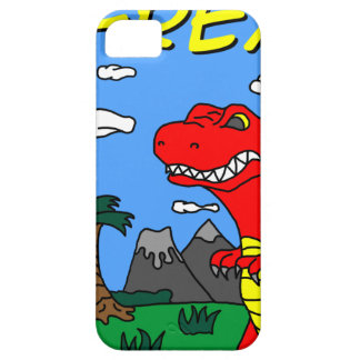 T-Rex Stuff!!! Case For The iPhone 5