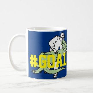 T Rex Tyrannosaurus Rex #Goals Funny Fun Mug