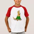 T-Rex Ukulele T-Shirt