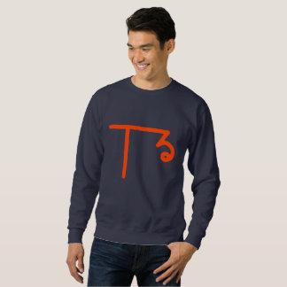 T ru (dark color) sweatshirt