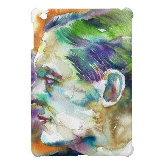 T. S. ELIOT - watercolor portrait iPad Mini Case