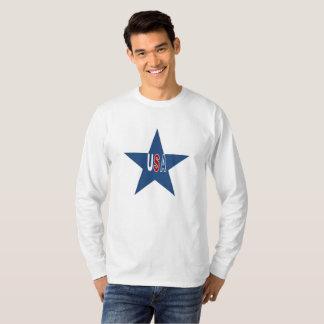T-shir   the USA T-Shirt