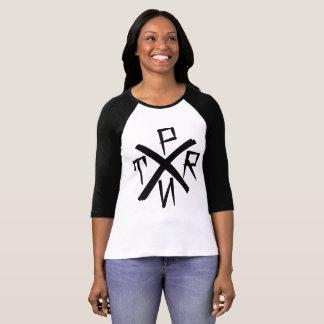 T-shirt 3/4 Raglan Trippin HC