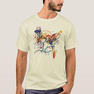 T-shirt Abstract art