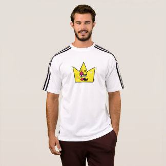 T-shirt Adidas Masculine ClimaLite® - Transgênero