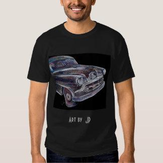 T-shirt adulte masculin/femelle de minuit -