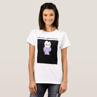 t shirt against abuse