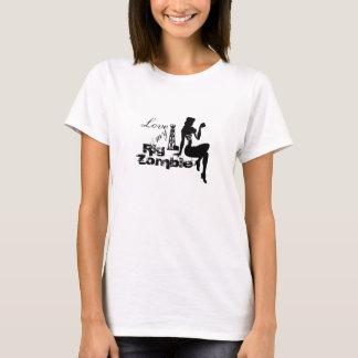 T-shirt Aimez mon zombi d'installation
