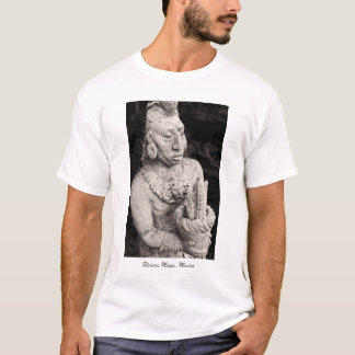 T-Shirt - Ancient Mayan Figure - Mexico