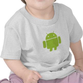 T-shirt androïde infantile