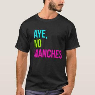 T-SHIRT AUCUN MANCHES