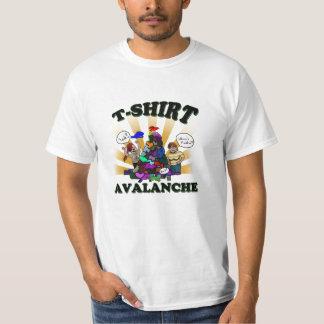 T-Shirt Avalanche