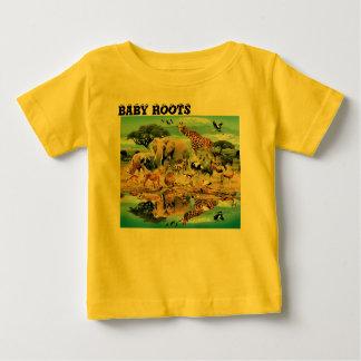 T-shirt Baby Roots Animal L.2012 - MandacaRoots