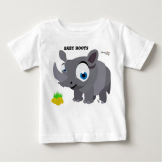 T-shirt Baby Roots Jungle L.2012 - MandacaRoots