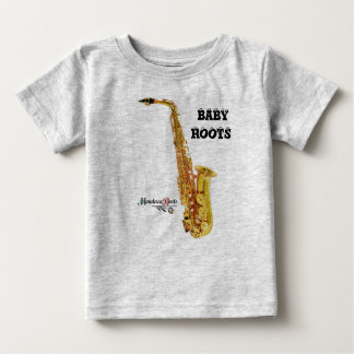 T-shirt Baby Roots Sounds L.2012 - MandacaRoots