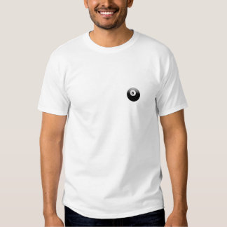 T-shirt Ball 8 Billiards