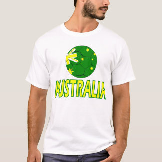 T-shirt Ballon de football australien