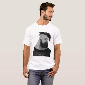 T-shirt Bearded Man