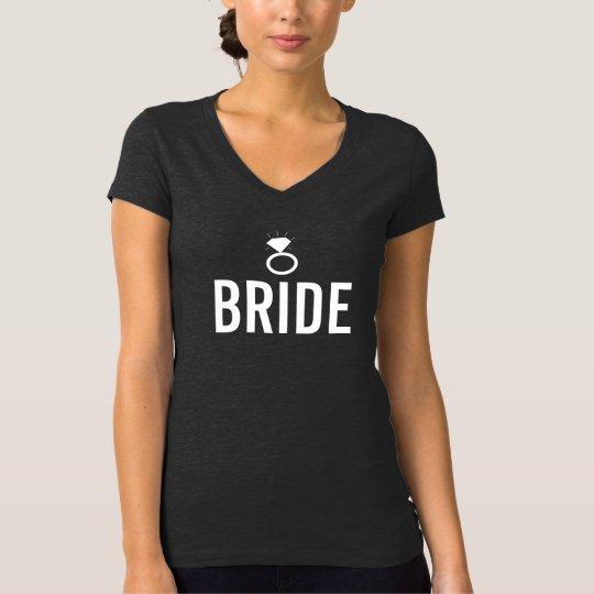 T-Shirt - Bride's Ring (Bling)