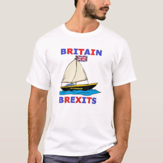 T-Shirt Britain Brexits