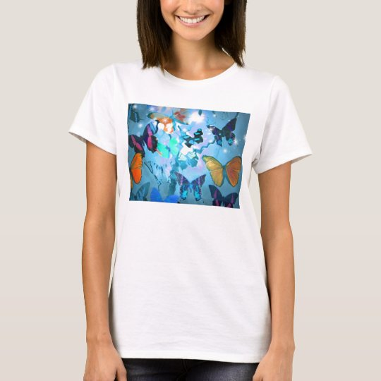 T-Shirt, Butterfly Heaven T-Shirt