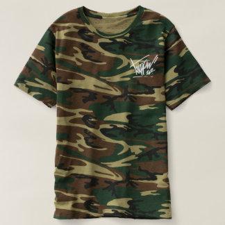 T-shirt Camo Trippin Mark