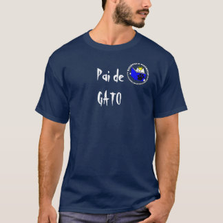 T-shirt CAT FATHER