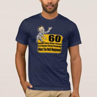 T-shirt Ce qui s'est produit les soixantième cadeaux