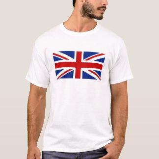 T-shirt Chemise britannique de drapeau