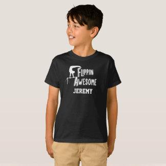 T-shirt Chemise personnalisée impressionnante de