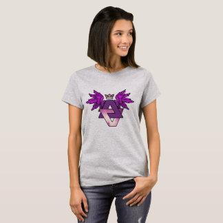 T-shirt Chemise Psicoart Everarts Féminin