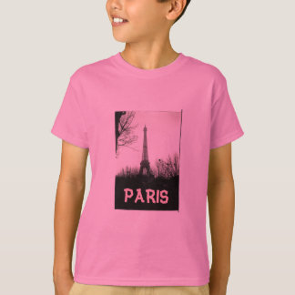T-Shirt,Child/Eiffel Tower T-Shirt