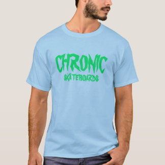 T-shirt chronique